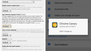 Chrome  for Android 实验新功能 Copyless Paste